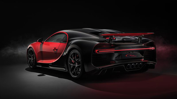 2018 Geneva Motor Show: Bugatti Chiron Sport Revealed - Specifications, Features & Images
