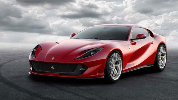 Ferrari 812 Superfast Launch Date In India Revealed: Specifications, Features, Expected Price & Images