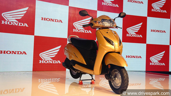 Honda Activa 5G: Sales, Specifications, Features, Price And More