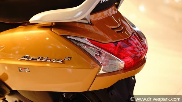 Honda Activa 5G Vs TVS Jupiter Comparison: Design