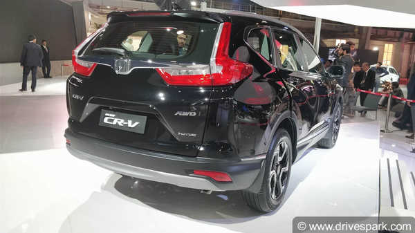 New Honda CR-V Diesel Specifications Revealed: Power Output, Features & Rivals