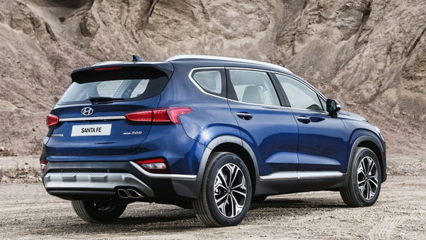 2018 Geneva Motor Show: New Hyundai Santa Fe SUV Unveiled - Specifications, Features & Images