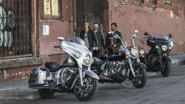 2018 Indian Chieftain Elite Limited Edition Revealed — Specifications, Features & Images