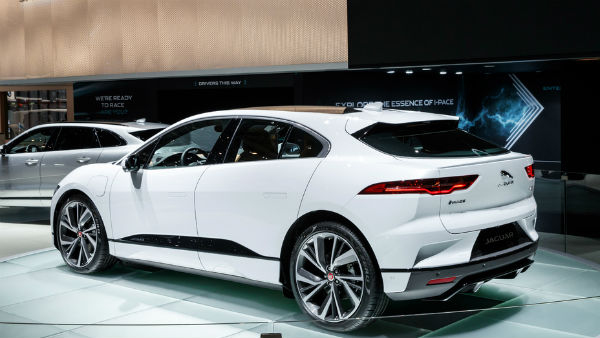 2018 Geneva Motor Show: Jaguar I-Pace Revealed — Specifications, Features & Images
