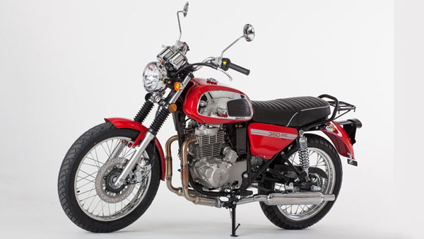 Jawa Motorcycles To Use Mojo's Engine Platform