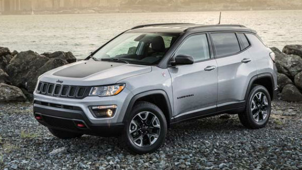 jeep compass trailhawk bookings open in india launch. Black Bedroom Furniture Sets. Home Design Ideas