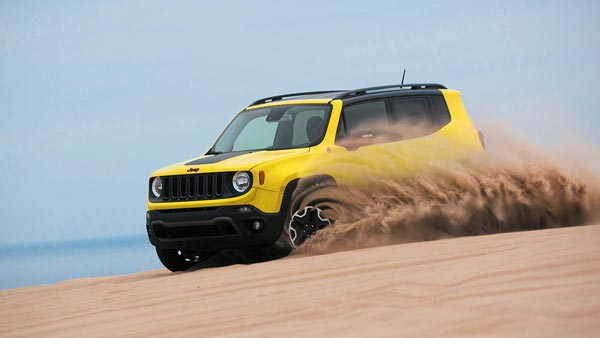 Jeep's Maruti Vitara Brezza Rival Small SUV To Use Fiat Panda Platform