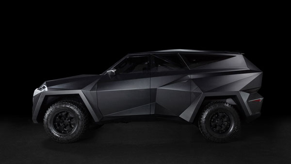 Karlmann King; The World's Most Expensive SUV