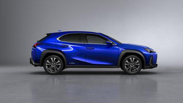 2018 Geneva Motor Show: Lexus UX Crossover Revealed — Specifications, Features & Images