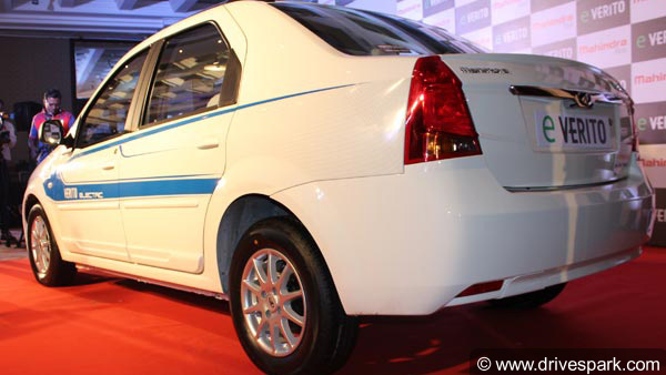 Mahindra Developing New Electric Compact Sedan — More Details Revealed