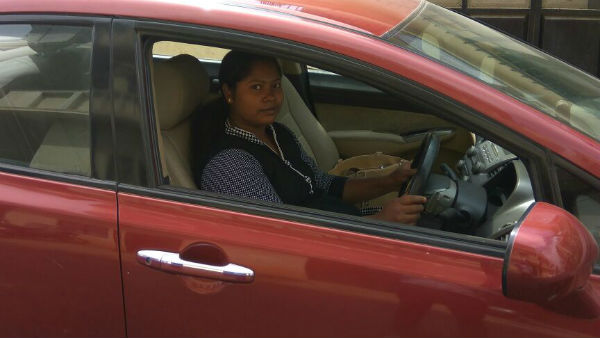 Woman Goes From Being A Sweeper To Driving An Audi — Unnati By Maruti Suzuki