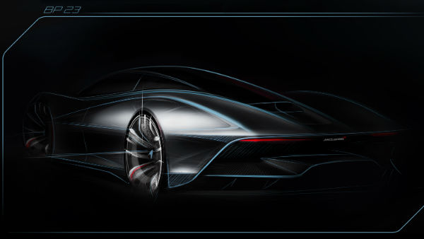 McLaren to reveal fastest-ever auto later this year