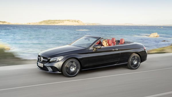New Mercedes-Benz C-Class Revealed At The New York Auto Show