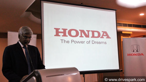 Honda Cars India To Launch Three New Models In FY 2018-19 — Honda Recently Attained 13% Sales Growth