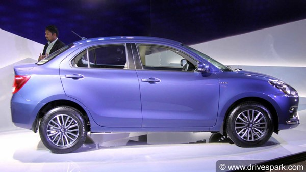 Maruti Dzire Tops Sales Chart Three Months In A Row