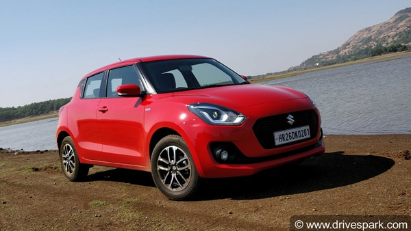 Maruti Suzuki Swift Wins World Car Of The Year Runner-Up Award