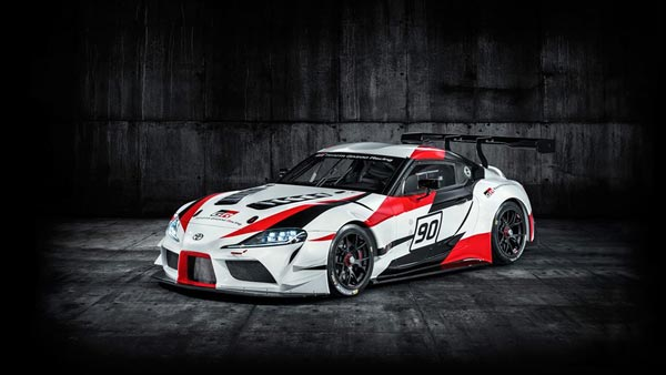 2018 Geneva Motor Show: New Toyota Supra By GR Supra Racing Unveiled — Specs, Features & Images