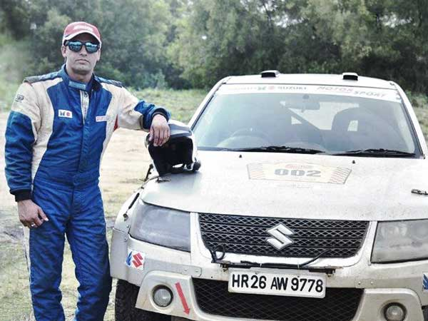 Indian Rallying Legend Suresh Rana — Exclusive Interview