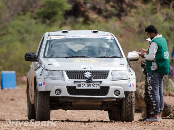 Rally Legend Suresh Rana In Conversation With DriveSpark On The 2018 Desert Storm
