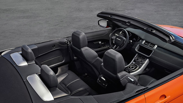 Range Rover Evoque Convertible India Launch Date Revealed: Expected Price, Specs & Features