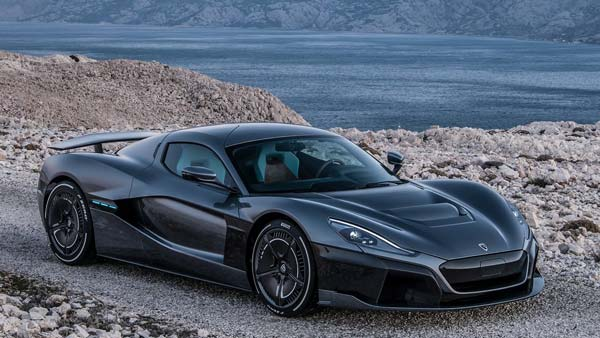 Geneva Motor Show: The Rimac C_Two