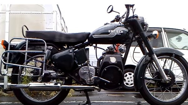 Royal Enfield Bullet Diesel aka Taurus — Facts About The Only Diesel Motorcycle Ever Sold In India