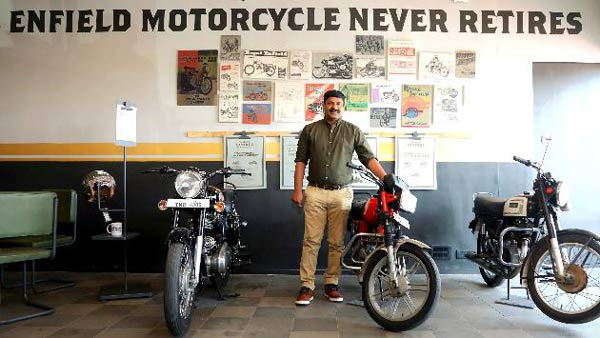 Royal Enfield forayed with launch of first store