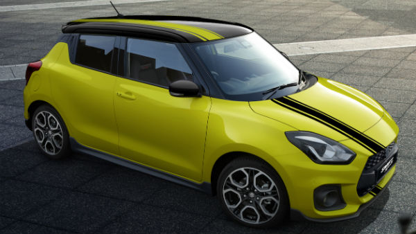 Suzuki Swift Sport BeeRacing Limited Edition Revealed: Specifications, Features & Images