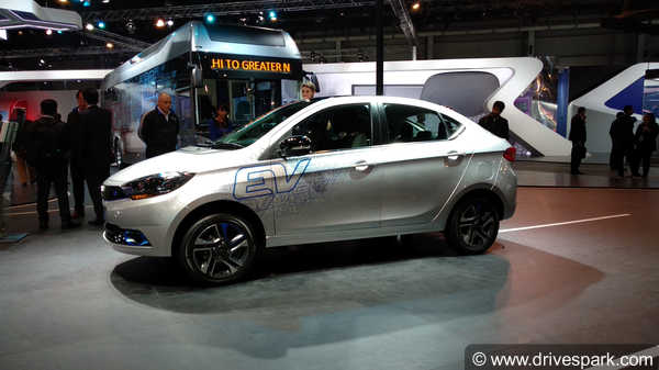Tata Tigor EV Trim Levels Leaked; Specifications, Features & Images