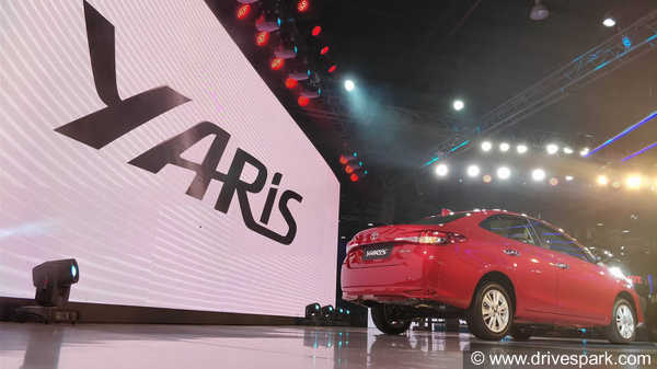 Toyota Yaris Bookings To Start From April 2018