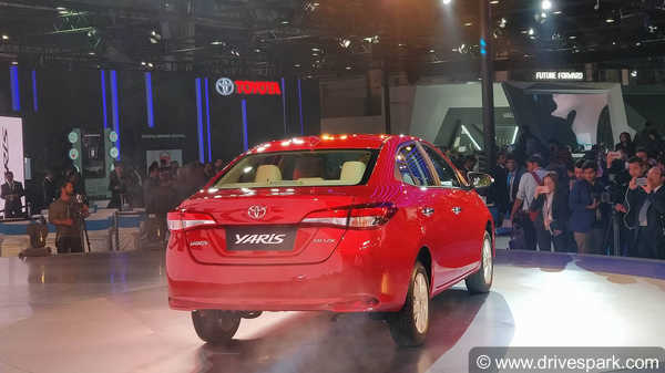 Toyota Yaris India Launch Date Confirmed
