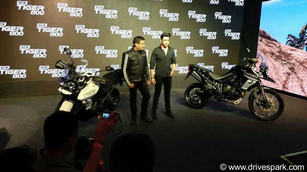 2018 Triumph Tiger Launched In India At Rs 11.76 Lakh In India: Specs, Features, Images & Details