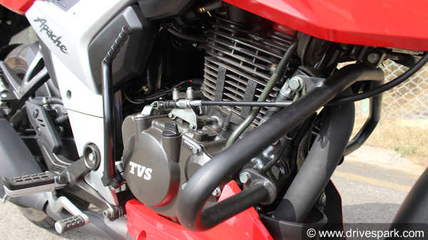 2018 TVS Apache RTR 160 4V: Top Speed, Mileage, Acceleration, Fuel Capacity, Weight & More