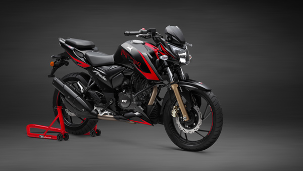 TVS Apache RTR 200 4V Race Edition 2.0 Launched At Rs