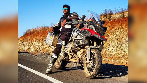 Two Bikers Complete A 68,000Km World Trip