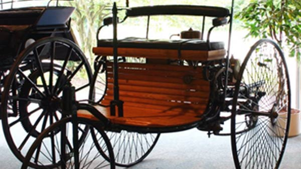You Won't Believe The Power & Top Speed Of The World's First Automobile — The Benz Patent-Motorwagen