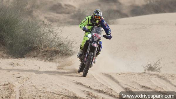 Maruti Suzuki Desert Storm 2018 Powered By ExxonMobil: Stage 1 Results