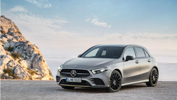 New Mercedes-Benz A-Class Will Come To India In 2019