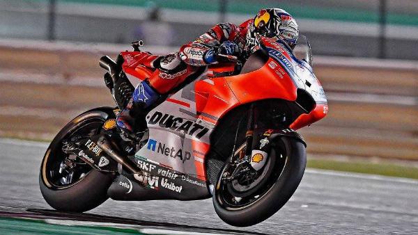 MotoGP: Andrea Dovizioso Wins Thrilling Qatar Grand Prix