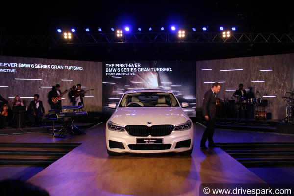 BMW 6 Series GT Launched In Bangalore At Rs 58.90 Lakh - Specs, Features & Images