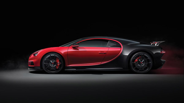 Bugatti's Chiron Sport Launched, Bookings Now Open For The Hypercar