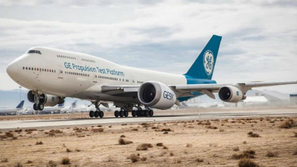 World's Largest Jet Engine On A Commercial Flight Tested — The GE9X