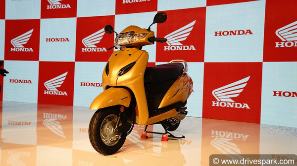 Honda Activa 5G: Top Speed, Mileage, Acceleration, Fuel Capacity, Weight & More