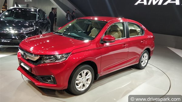 Honda Cars India To Launch Three New Models In Fy 2018 19 Recently Attained 13 S Growth