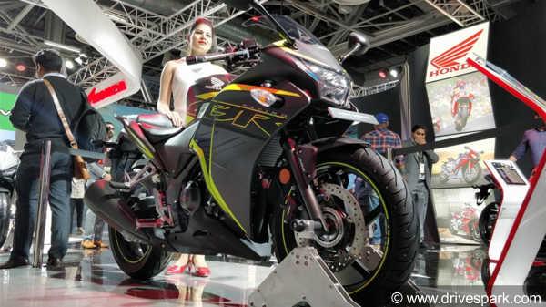 2018 honda cbr250r prices revealed starts at rs for Honda cbr250r top speed