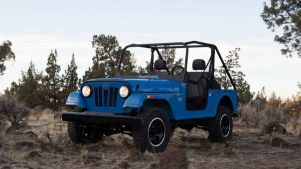 Mahindra Roxor Off-Road SUV Revealed In The United States — Specifications, Features & Images