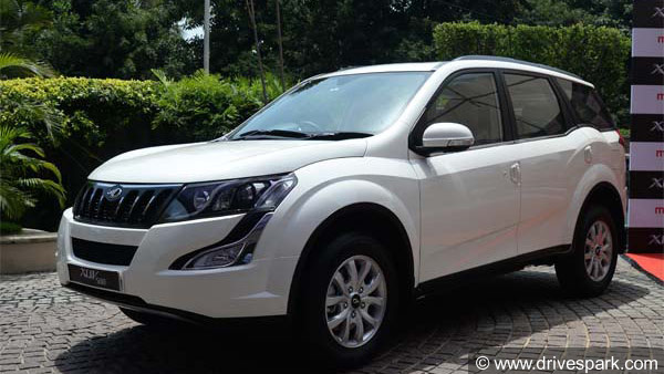 New Mahindra XUV500 To Launch in April 2018