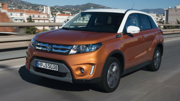 New Maruti Vitara Spied Testing In India: Expected Launch Date, Price, Specifications, Features & Images