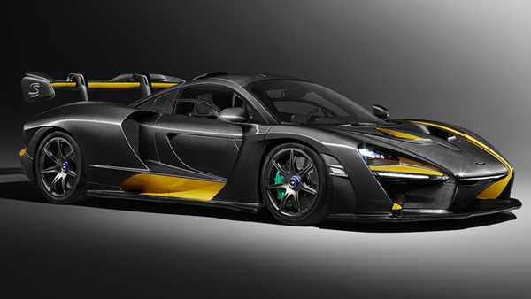 The McLaren Senna Carbon By MSO — The Most Insane McLaren, Yet!