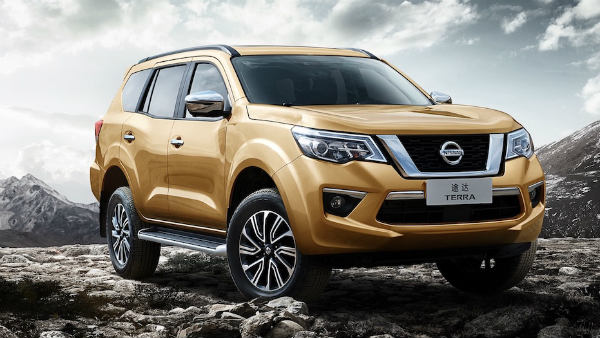 Nissan Terra SUV To Debut In China — Images & More Details Revealed